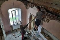 Skauti budují nové centrum v Trnávce.