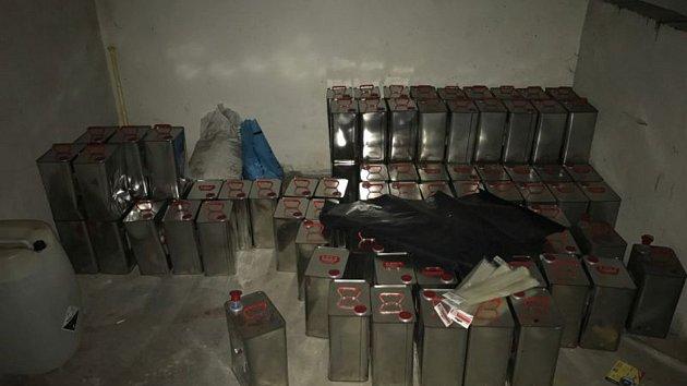 Ostrava drogy policie soud