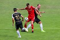 Polanka - FK Nový Jičín.