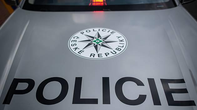 Ilustrační snímek. Dopravně bezpečnostní akce PČR, 26. června 2020.