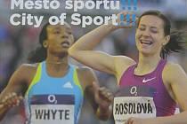 U příležitosti právě skončeného mistrovství Evropy v atletice do 23 let vydalo město Ostrava ve spolupráci s nakladatelstvím Repronis a společností Ostrava 2011 více než osmdesátistránkovou publikaci Město sportu!!!
