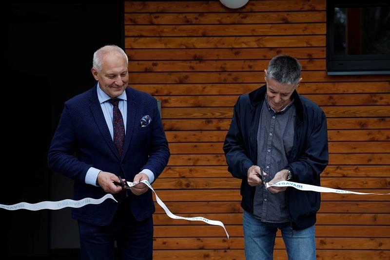 Centrum pro osoby se zdravotním postižením uvedl do provozu nový dům v Trnkovecké ulici ve Slezské Ostravě.