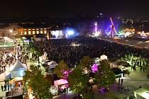 Karolina Oktoberfest v Ostravě. Ilustrační foto.