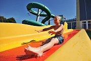 Léto v Ostravě. Ilustrační foto