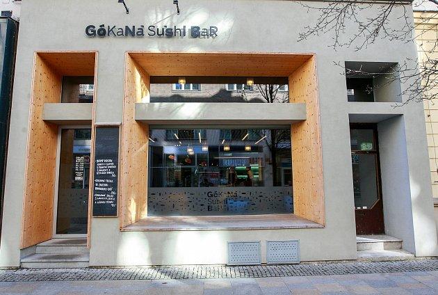 Gokana sushi bar