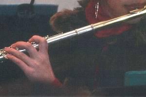 Ukradená flétna.