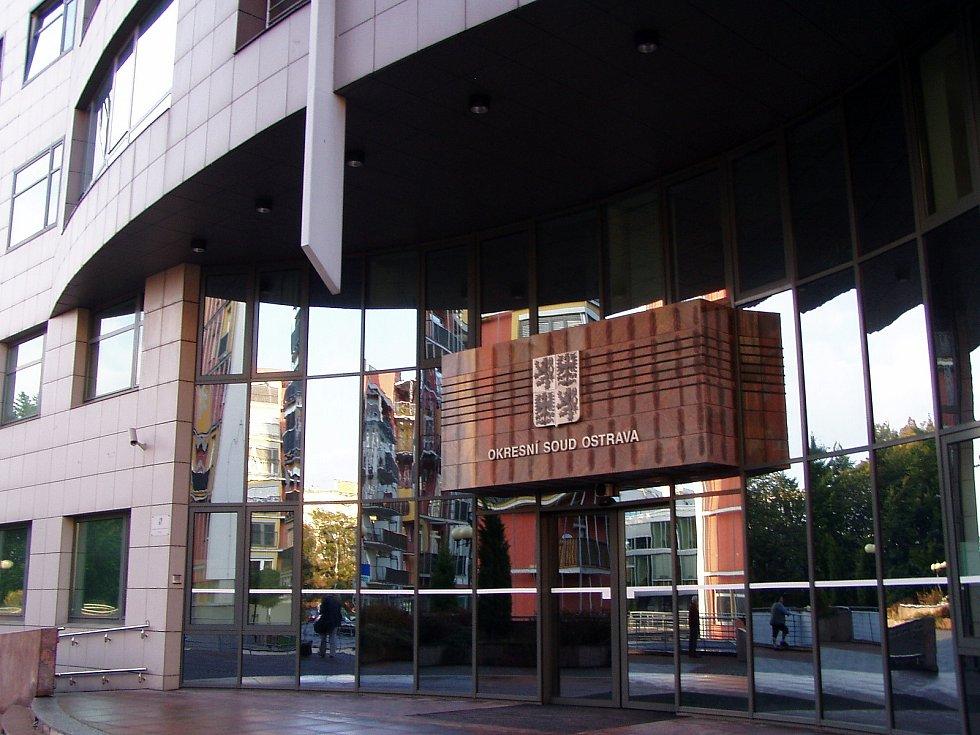 Jednání probíhalo u Okresního soudu v Ostravě.