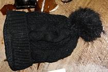 Poznáte čepici, která zůstala na místě činu?