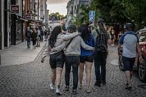 Ilustrační snímek. Stodolní ulice v Ostravě, 11. června 2021.