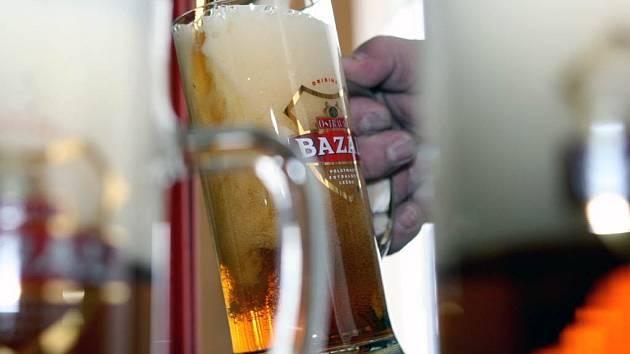 Pivo Bazal nebude chybět ani slavnostech Ostravaru