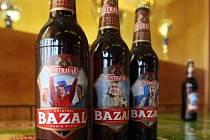 Z prezentace nového piva Bazal na ostravských Bazalech