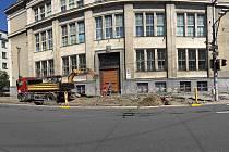 Začíná rekonstrukce hlavní křižovatky v centru Ostravy.