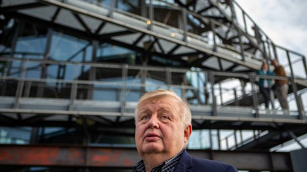 Jan Světlík, předseda dozorčí rady Vítkovic.