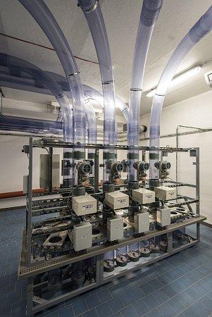 Vostravské fakultní nemocnici zahájili testování moderní techniky pro přepravu vzorků mezi odděleními a laboratoří.