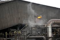 ArcelorMittal Ostrava zahájil nejvýznamnější ekologické opatření, odprášení spékacích pásů tkaninovými filtry.