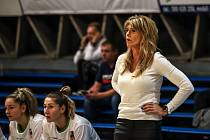 Srdcařka. Iveta Rašková nechce, aby basketbalistky odcházely z regionu pryč. Zároveň proto trénuje týmy SBŠ Ostrava a BK Havířov.