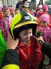 Den požární bezpečnosti ve Vítkově.