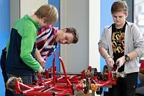 21. ročník výstavy Učeň, středoškolák, vysokoškolák se letos na Černé louce koná souběžně s výstavou PRO JOB.