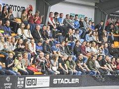 FBC Ostrava vs. Vítkovice. Ilustrační foto.