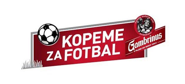 Projekt Kopeme za fotbal od Gambrinusu