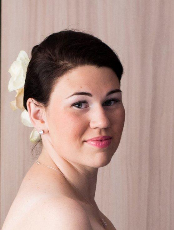 Tereza Hájková, 23 let, mateřská dovolená, Markvartovice