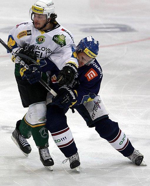Snímky z utkání HC Vítkovice Steel vs. Karlovy Vary.