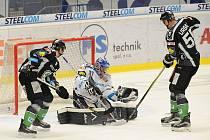 HC Vítkovice Steel - BK Mladá Boleslav 0:1