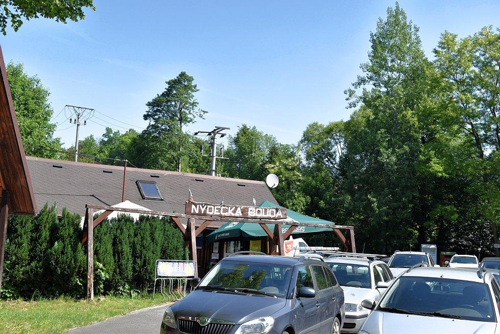 Na Pavla Niedobu vzpomínali hosté Nýdecké boudy.
