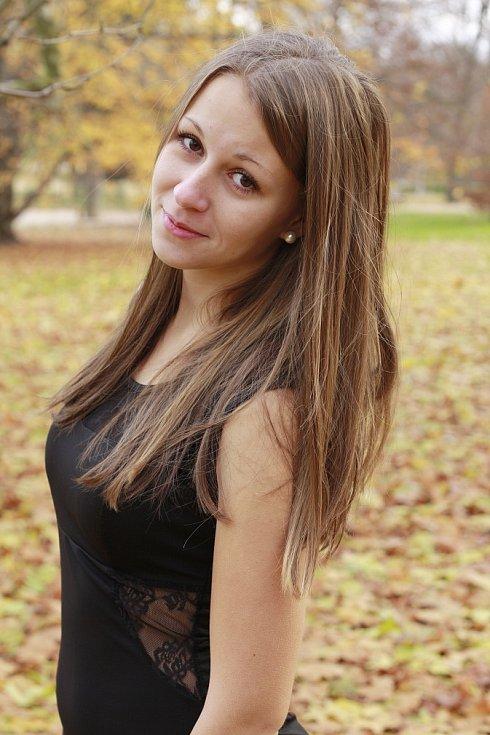 Kristýna Orságová, 22 let, referentka technického úseku, Karolinka