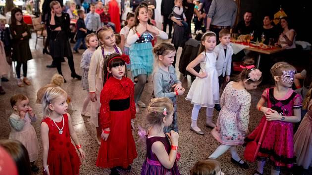 Cool Kids Párty v kulturní centrum Cooltour, 2. března 2019 v Ostravě.
