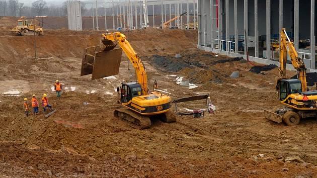 Výstavba průmyslového parku v Ostravě-Porubě