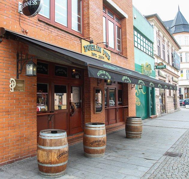 Quo vadis, slavná Stodolní? Dublin Pub