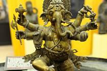 Šangri-la. Unikátní výstava ze čtyř zemí Himálaje bude na Černé louce do listopadu.