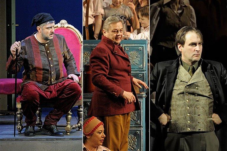 Vkategorii opera-muži byli nominováni pěvci Miloš Horák, Václav Morys a Svatopluk Sem.