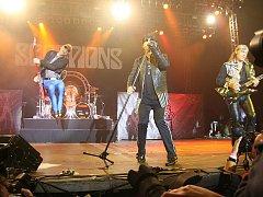 Scorpions. Ilustrační foto.