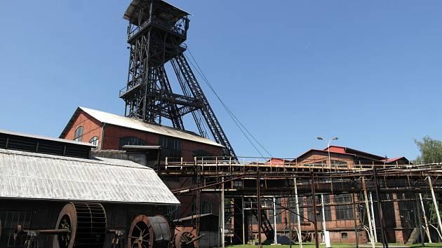 Důl Michal v Ostravě. Ilustrační foto.