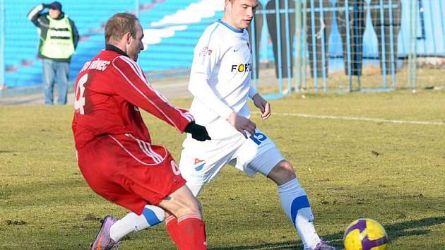 FC Baník Ostrava - FK Fotbal Třinec 2:1