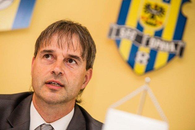 Marek Hájek, místopředseda České unie sportu (ČUS).