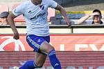 Ondřej Šašinka z Ostravy - FORTUNA:LIGA - Skupina o titul - 2. kolo, AC Sparta Praha - FC Baník Ostrava, 23. června 2020 v Praze.