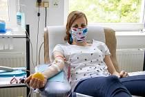 Darováním krve zachráníte život.