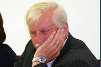 Exekutor Vlastimil Porostlý u soudu