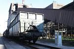 TRAPPER nová digitální váha dokáže se stoprocentní přesností určit váhu železničních vagonů za jízdy.