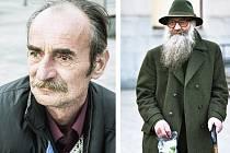 Deník exkluzivně získal fotky, které zatím plní stránky ostravské Humans of Ostrava.