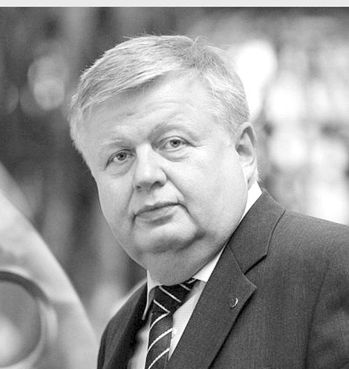 Podnikatel a mecenáš Jan Světlík.