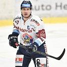 26. kolo hokejové extraligy: HC Vítkovice Ridera - HC Litvínov, 9. prosince 2018 v Ostravě. Na snímku Rostislav Olesz.