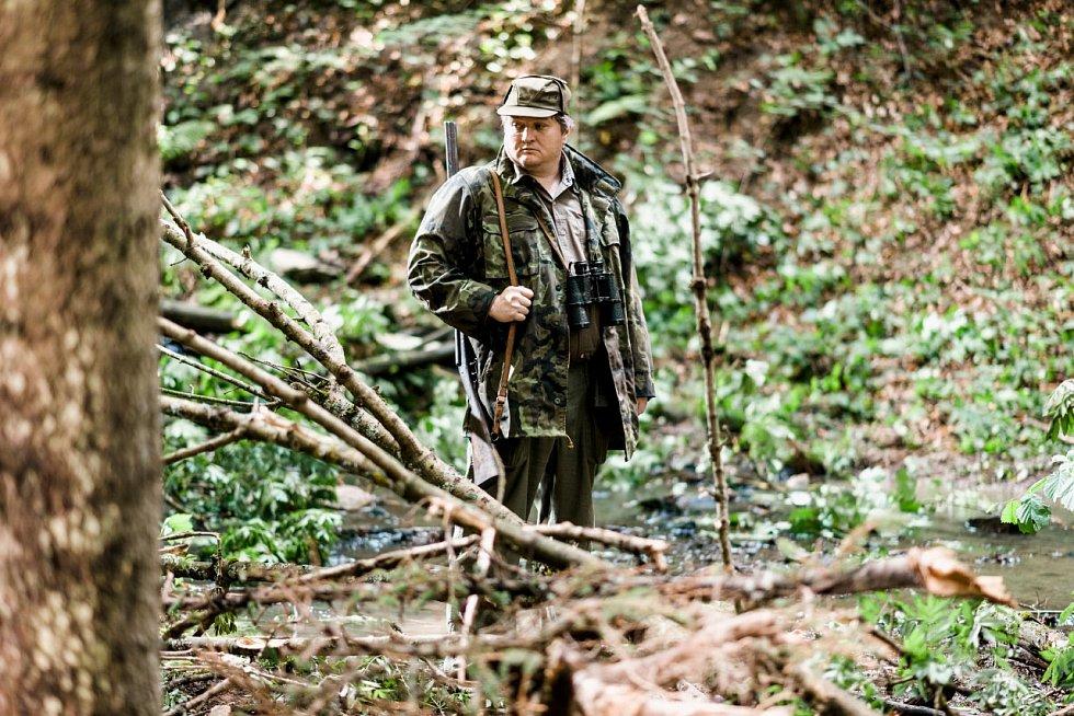 Záběr z filmu Doktor Martin: Záhada v Beskydech