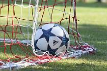 Fotbal, ilustrační fotografie