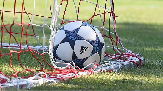 Fotbal ilustrační foto.