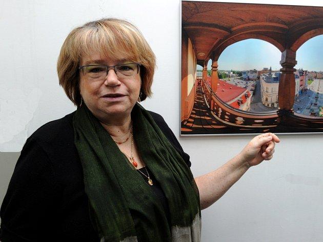 Jiřina Kábrtová, ředitelka ostravského muzea