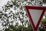 NOVÁ KAMERA hlídá už i dění v křižovatce v Ostravě-Muglinově.